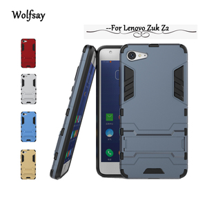 Wolfsay Lenovo Zuk Z2 Case Sli
