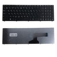 Ноутбук Замена Клавиатуры, Пригодный Для ASUS N53 Английский Русский Стандарт Ноутбуков Замена Клавиатуры VCZ11 T53