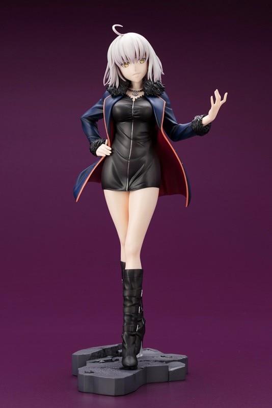 25CM Fate Grand Order Joan of Arc Black Informal Dress Ver M