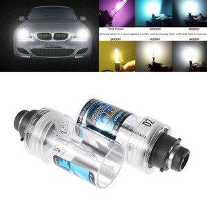 Image 1 - 2PC D2S 35W Scheinwerfer Hid lampen Auto Lichtquelle Ersatz Auto Zubehör 4300/6000/8000/ 10000/12000K