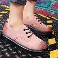 Классика Марка Обуви Женщина Отмахиваться Лианы Цвет Блок Four Seasons Chic Замши Обычная Матовая Женская Обувь Модели
