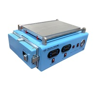 TBK 12 inch 2 in 1 968C LCD Screen Separator with autoclave OCA debubble machine Built in vacuum pump for mobiles tablets