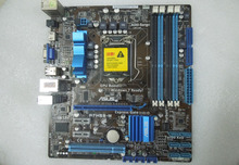 original motherboard for P7H55-M LGA 1156 DDR3 boards for I3 I5 I7 16GB mainboard H55 Desktop motherboard Free shipping