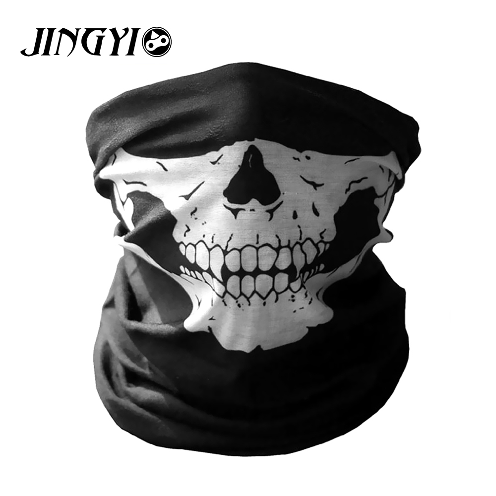 3D Ghost Face Mask FULL Face Mask Airsoft Paintball Troop Tactical Mask For Laser Tag Paintball WAR GAME Outdoor Survival