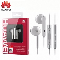 Original Huawei Honor Earphone AM116 With Mic Remote Volume Controller In Ear Huawei AM116 Earbud For