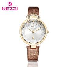 2016 New Arrival relogio feminino Luxury KEZZI Brand Watches Women Dress Watch ladies Fashion Wristwatch Relojes