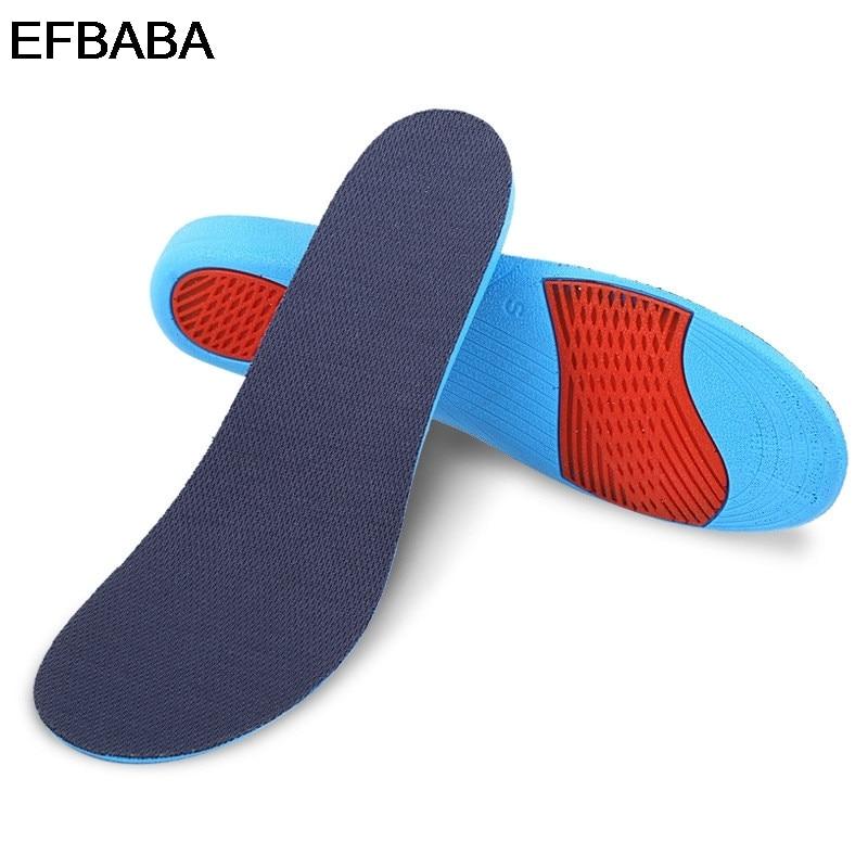 EFBABA Geen Slip Verhoogde Inlegzolen Verzatten Absorberende Ademende - Schoenaccessoires