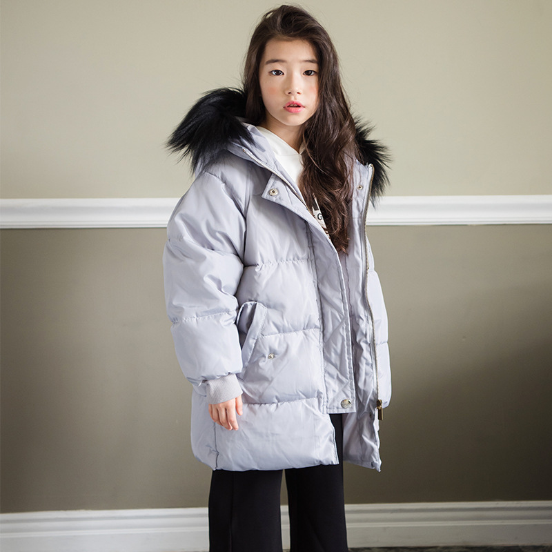 New 2018 Baby Winter Coat Toddler Girl Winter Clothes Kid Winter Jacket Girl Parkas Children Warm Coat Tiny Cottons Jacket,#3599 new original 1794 oe4 plc analog output module 4 single ended outputs