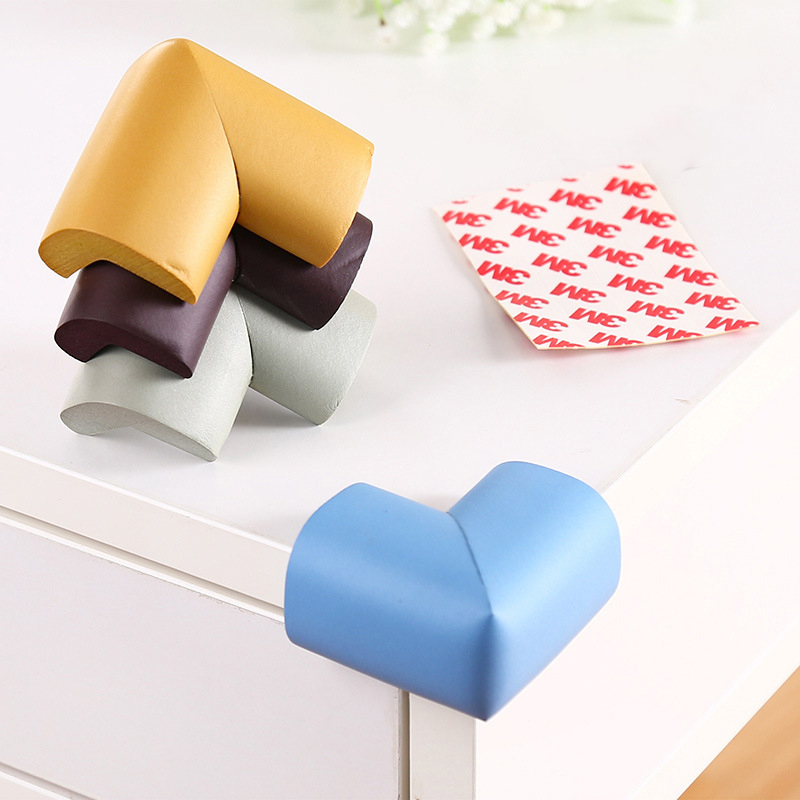 4/PCS Child Safety Table Corner Anti-collision Angle Coffee Table Glass Thickened Safety Anti-bump Protection Cover Home Decor4/PCS Child Safety Table Corner Anti-collision Angle Coffee Table Glass Thickened Safety Anti-bump Protection Cover Home Decor