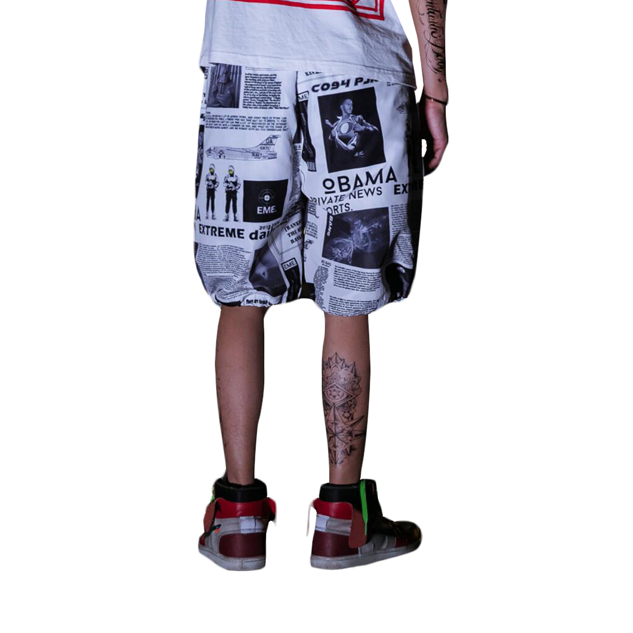 Fashion Shorts Adolescents Cargo Hip-Hop Street Summer Casual for And Young-Boys Stylish