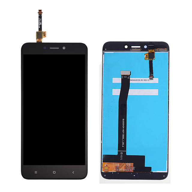High Quality 4X LCD For Redmi 4X Display For Xiaomi Redmi 4X LCD Screen with Frame Touch Panel Digitizer Assembly 4