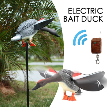 PE Pest Outdoors Duck Decoy Hunting Duck Decoy Decor Hunting Decoys Motor-Driven Crops From Hunting Замок