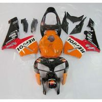 Repsol Injection ABS Fairing Bodywork Kit For Honda CBR600RR F5 2005 2006 26B
