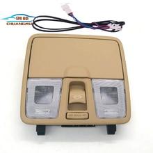 Chuangmufor hyundai ix25 CRETA купол свет/лампа для чтения/переключатель верхнего люка/с Отделом для солнечных очков для чтения карты света KIA K3