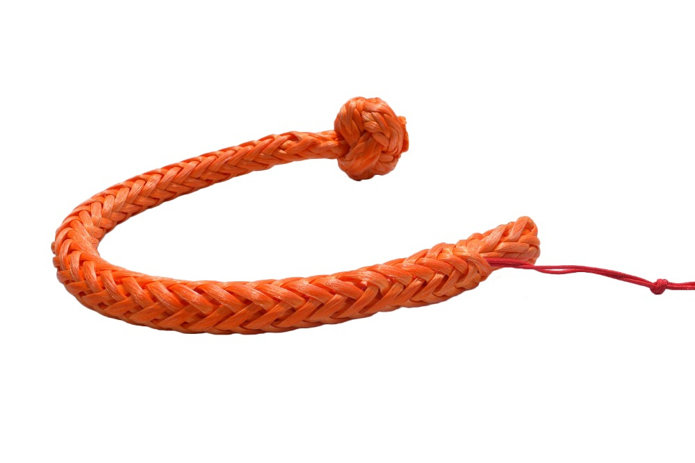 Image 3 - Orange 10mm*80mm Soft Shackles ,ATV Winch Shackle,Synthetic Rope Shackle,Sailing Shackle-in Towing Ropes from Automobiles & Motorcycles