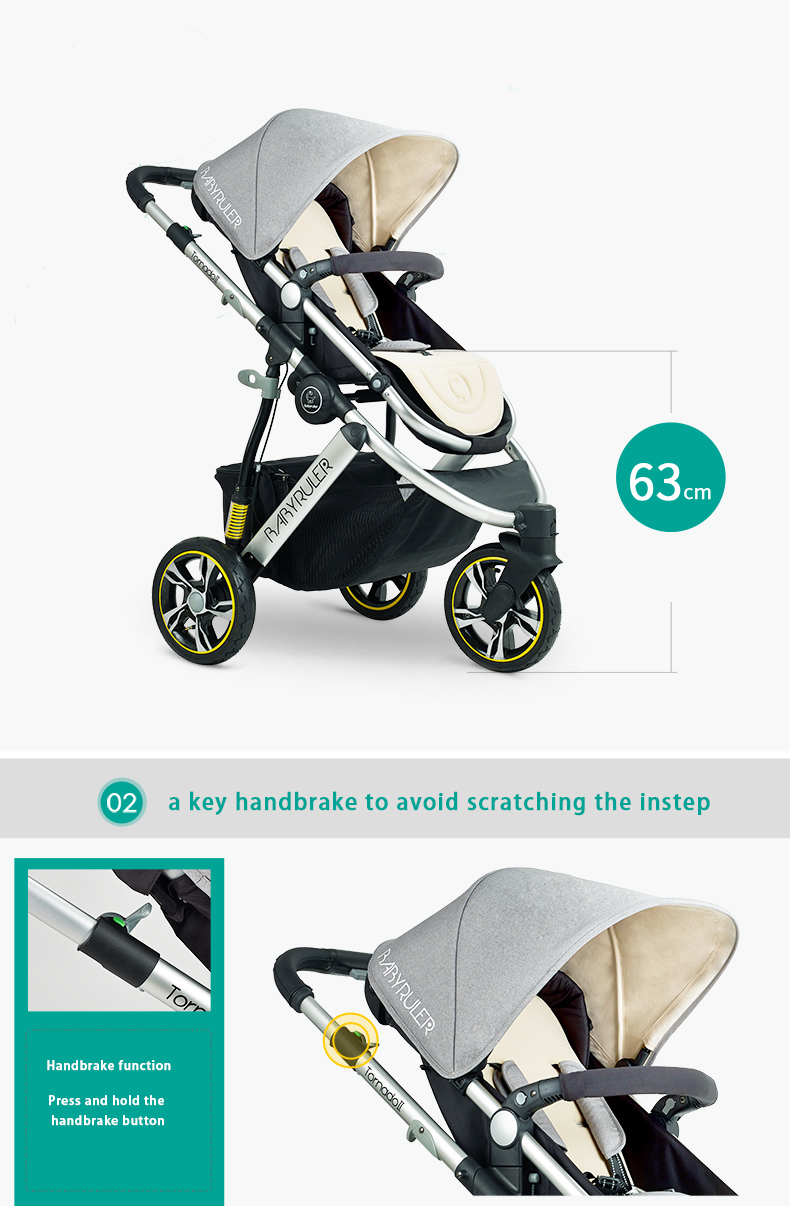 High Quality carriage baby strollers