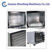 Машина для сушки фруктов и овощей  профессиональный Дегидратор из нержавеющей стали для домашнего использования