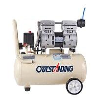 Mini compressor de ar elétrico dedicar para o reparo do telefone bolha remover oca estratificação máquina separador lcd 550 w 8l|Conj. ferramentas elétricas| |  -