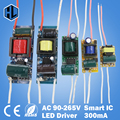1-3 Вт 4-7 Вт 8-12 Вт 12-18 Вт 18-24 Вт 25-36 Вт водитель СВЕТОДИОДНАЯ лампа свет трансформатор переходник питания для светодиодных чипов светодиодный прожектор светодиодный лампы