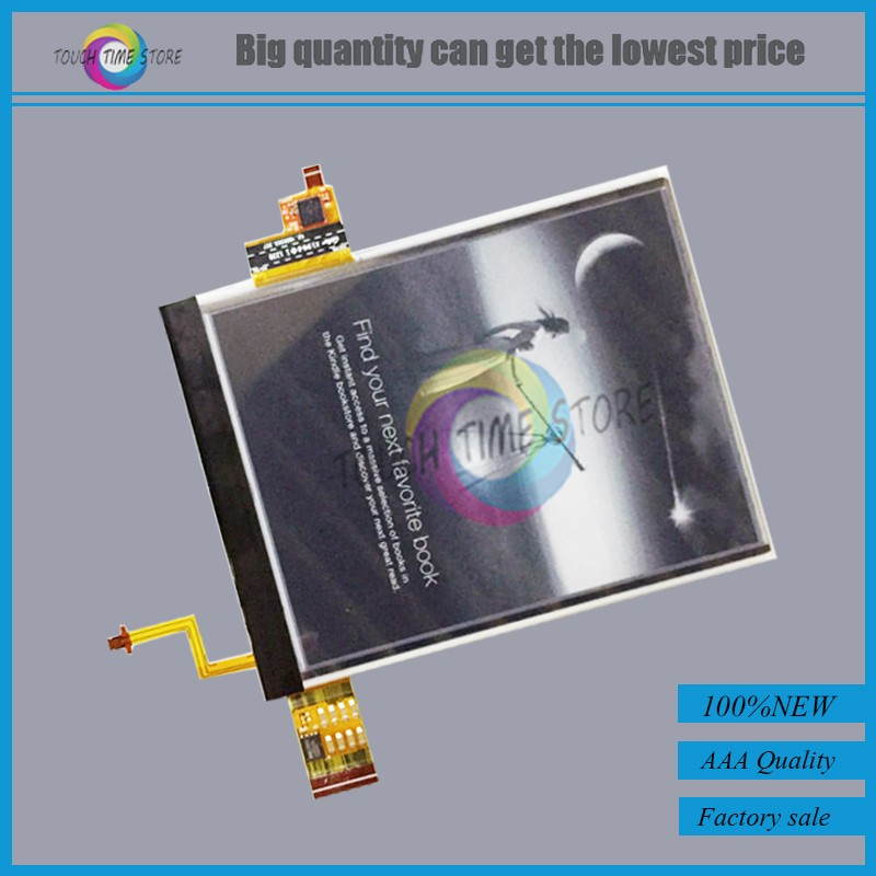 Prix pour Pour Amazon Kindle Paper-White Digma s675 Onyx BOOX C67ML Magellan2 ED060XC3 (LF) C1-00 e-lien LCD Écran Du Panneau D'affichage