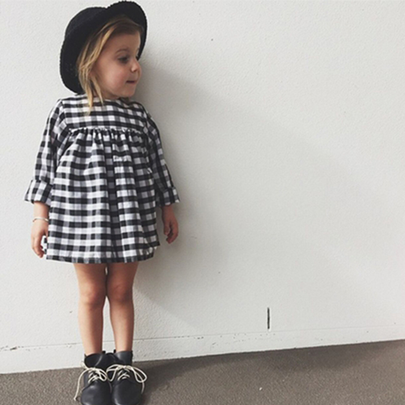 Aliexpress Buy 1 4Yrs Baby Girls Dress New 2016