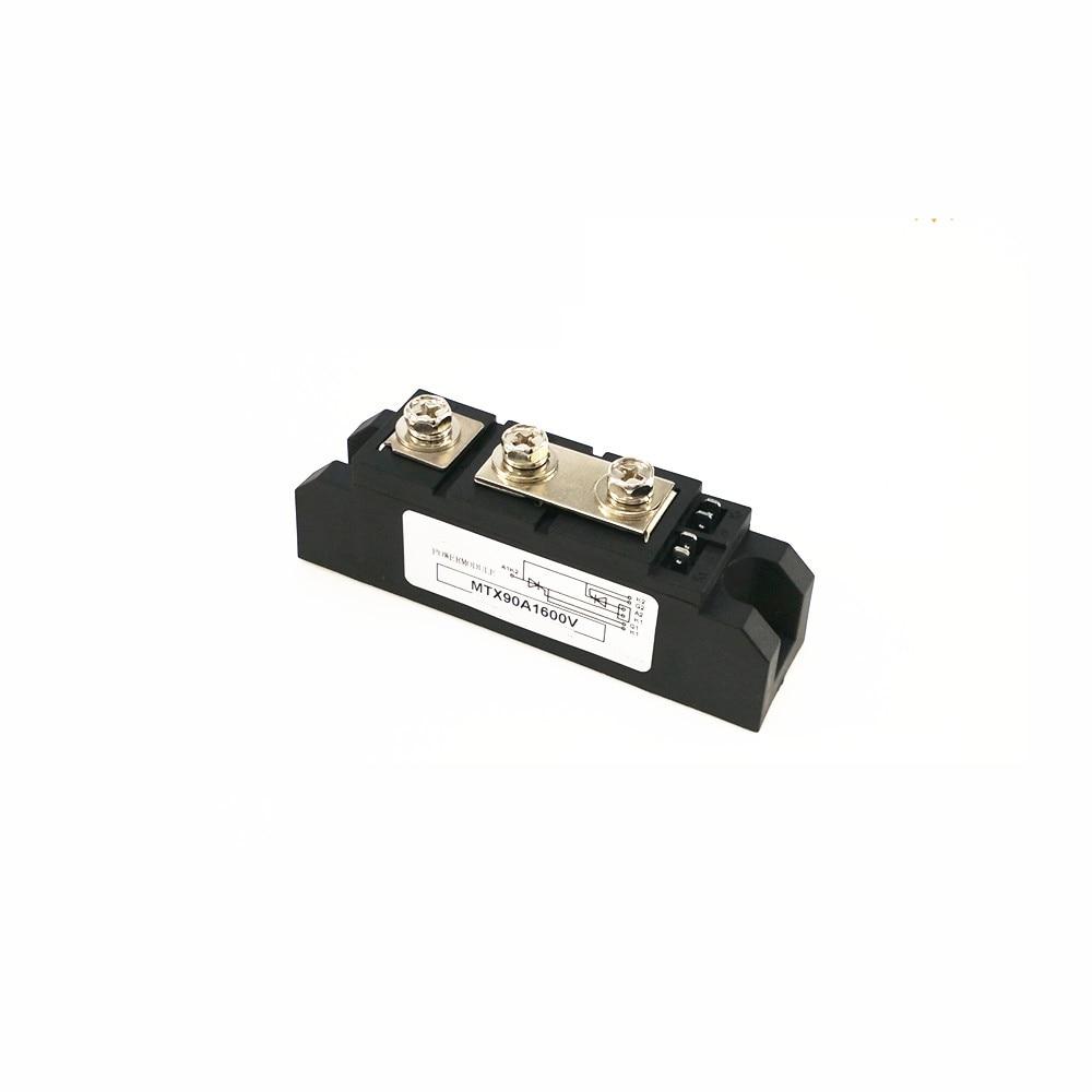 MTX Thyristor module 90A 1600V mtc250a 1600v mgr industrial grade thyristor module thyristor module pressure 1600vac