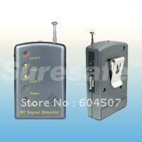 RF Signal Detector with analog-digital selection