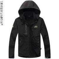 Brand Jacket Military Tactical Men Jacket Lurker Shark Skin Soft Shell Waterproof Windproof Men Windbreaker Jacket