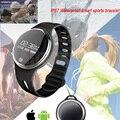 E07 Bluetooth Relógio Inteligente Pulseira Pedômetro Saudável de Natação À Prova D' Água Rastreador GPS Trilha Sono Monitor para IOS Android