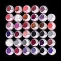 MAQUILLAJE 35 Color Glitter Powder Hoja Sombra de Ojos Face Body Art Salon Partido #12