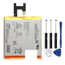Оригинальные Замена Батарея LIS1502ERPC для Sony Xperia Z L36h L36i C6602 SO-02E C6603 S39H Оригинальная батарея для телефона 2330 mAh