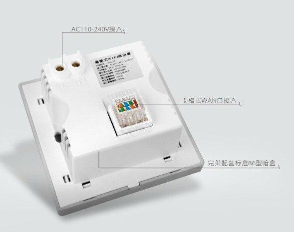 Interruptores e Relés painel tomada de carregamento usb, Marca : Wallpad