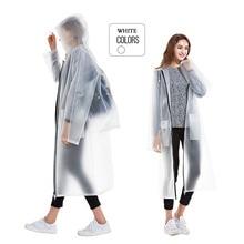 Yuding Womans Raincoat Tour ponchos Waterproof Zipper Rain Coat Hooded Ladies Backpack Man/Women/Male With Schoolbag