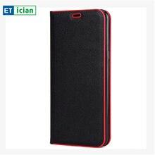 Etician кожаный чехол для Samsung Galaxy S8 Роскошные подставка слот для карты КРЫШКА ДЛЯ Samsung Galaxy S7 Edge 8 плюс чехол аксессуар
