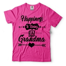 cd76577b Grandma T-shirt Gift for Grandmother Nana Grandma Tee Shirt(China)