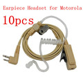 10pcs NEW Earpiece Headset for Radio Walkie Talkie GP88 GP300 GP2000 CT150 CP040 CP110 SP10 XTN500 Walkie talkie CB Ham Radio