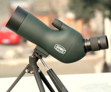 Buy online Professional Spotting Scope with Portable Tripod HD Monocular Telescope 12-36X50 Spotting Scopes for Hunting Birdwatching