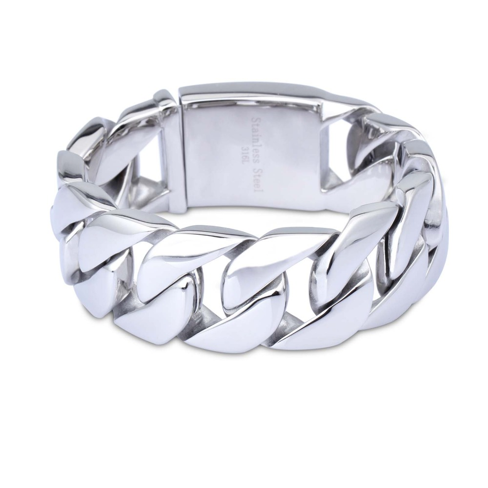 Hip Hop Jewelry Men 316L...
