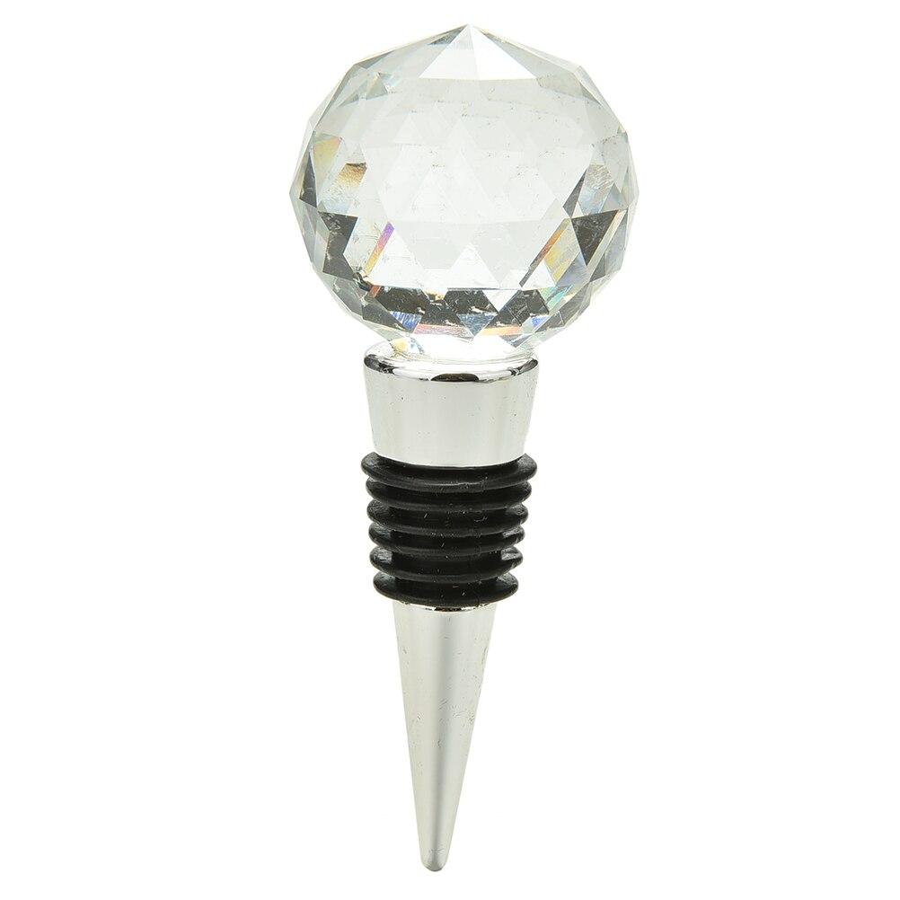 Aliexpress.com : Buy Hot 1Pcs Big Diamond Crystal Wine Stopper ...