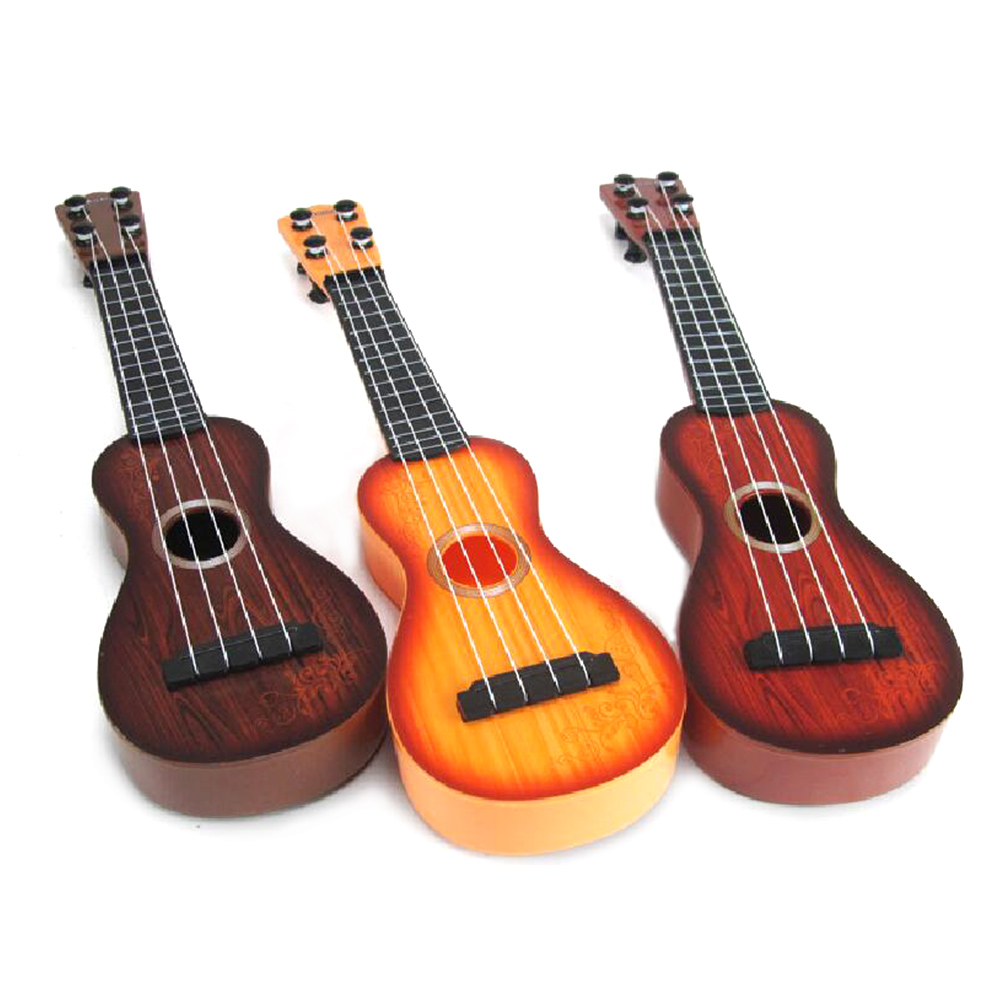 Mini Classical Ukulele Guitar Educational Musical Instrument Toy Gift For Kids P
