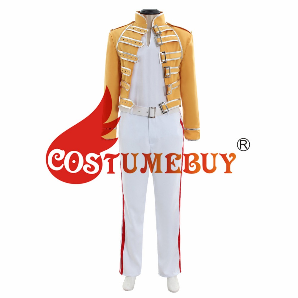 05e5378170c97 Detail Feedback Questions about CostumeBuy Queen Lead Vocals Freddie ...
