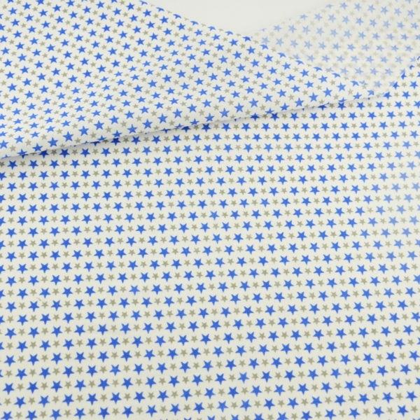 1e53f3733 ᗐCuted Blue and Gray Design Tecido Patchwork Scrapbooking Home ...