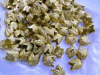 12pcs 24K Gold Micro Pave CZ Tassel Crown, Gold Gunmmetal White Gold Finish,Tassel Caps Findings 10 16mm