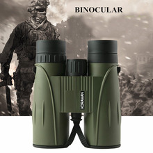 Outdoor Sports Military Binoculars for Watching Bird Hunting Hiking Camping Travel Adventure New Large Eyepiece HD Telescope military hd 10x50 binoculars for hunting bird watching camping travel concert professional telescope outdoor sports binoculars
