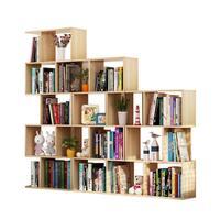 Decor Dekorasyon Mueble Dekoration Home Meuble Rangement Industrial Oficina Wood Decoration Retro Furniture Book Bookshelf Case