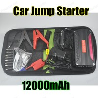 New 68800mAh Peak Car Jump Starter Mini Portable Emergency Car Battery Charger Power Bank Arrancador Bateria