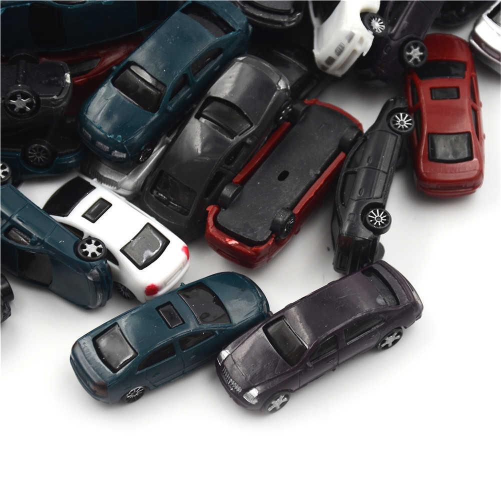 10 шт., расписные модели автомобилей, строительный поезд, макет, масштаб Хо (от 1 до 100), CB100-3 модели, строительные игрушки, наборы для детей, лучшие дети