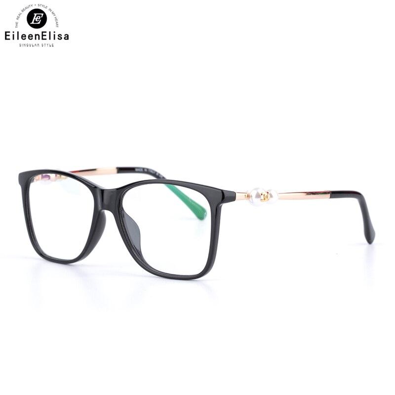 EE lunettes pour femme cadre rétro carré lunettes lunettes montures lunettes avec lunettes transparentes corée lunettes cadre