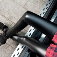 Faux Leather Leggings black Sexy Spring Summer Women Leggins Calzas Mujer Leggins Push up Leggings