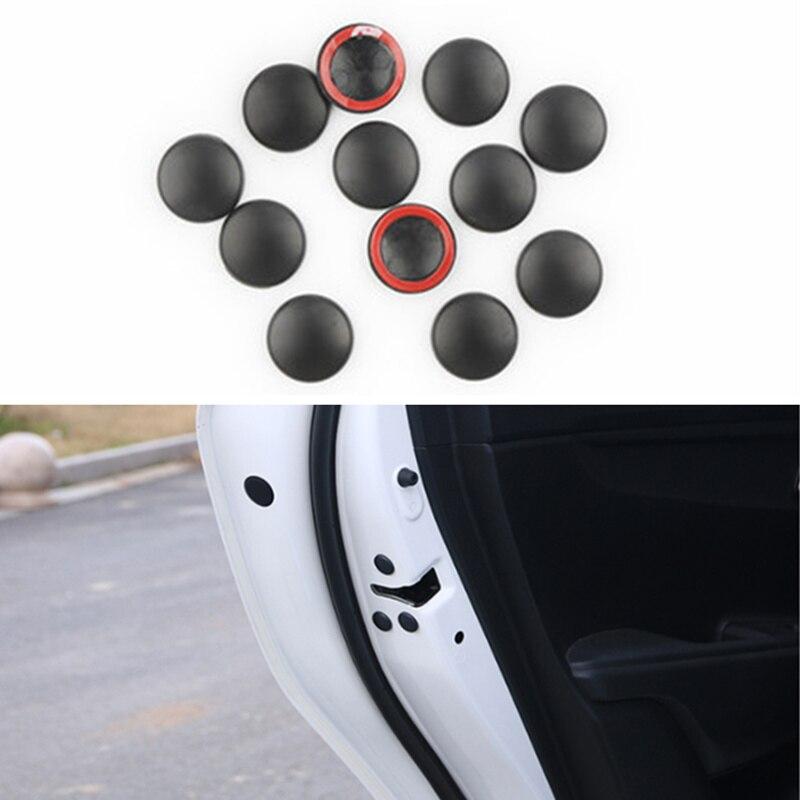 12Pc Car Door Lock Screw Protector Cover For BMW 1 3 4 5 7 Series X1 X3 X4 X5 X6 E60 E90 F15 F30 F35